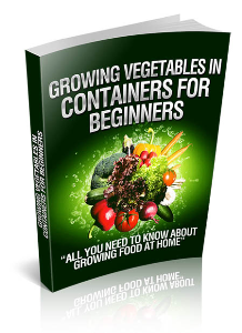 Growing Vegetables In Containers For Beginners | eBooks | Business and Money