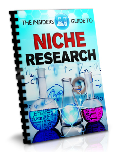 The Insiders Guide To Niche Research | eBooks | Business and Money