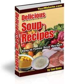 Collection of Soup Recipes | eBooks | Food and Cooking