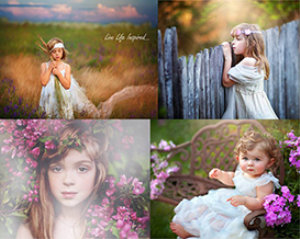 Phenom Photoshop Elements Bundle- Actions + Overlays | Photos and Images | Digital Art