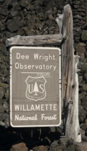 dee wright observatory sign