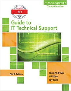A+ Guide to IT Technical Support (Hardware and Software) 9th Edition 2016 | eBooks | Computers