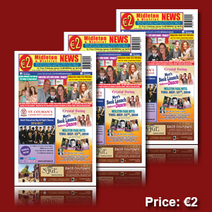 Midleton News September 7 2016 | eBooks | Magazines