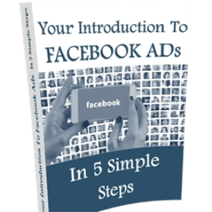 your introduction to facebook ads 'in 5 simple steps'