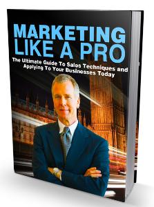 Marketing Like A Pro | eBooks | Business and Money