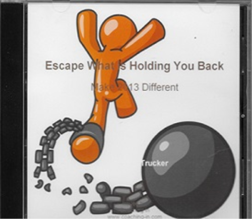 First Additional product image for - Escape Whats Holding you Back