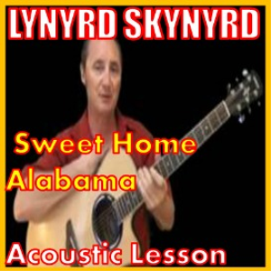 learn to play sweet home alabama by lynyrd skynyrd