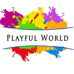 life is playful & colorful