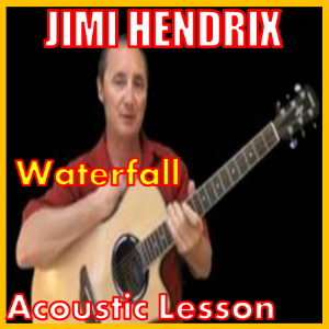 Learn to play Waterfall by Jimi Hendrix | Movies and Videos | Educational