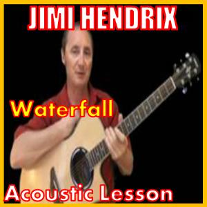 learn to play waterfall by jimi hendrix