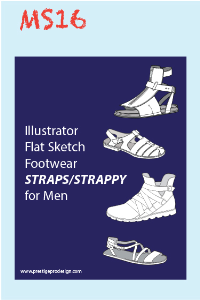 MS Footwear Strap | eBooks | Beauty