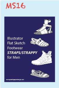 ms footwear strap