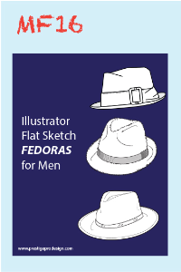 Men's Fedoras | eBooks | Automotive