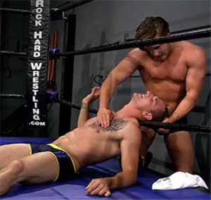 2701-HD-Alex Waters vs Wes Richards | Movies and Videos | Action