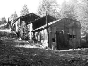 Blue Ridge Mine 3 Oregon   Photos and Images   Travel