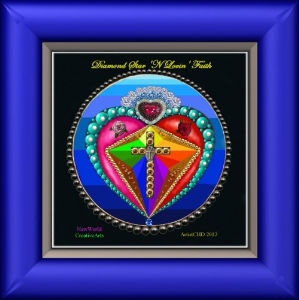 DIAMOND-STAR Heart Of Love Life Light | Photos and Images | Digital Art