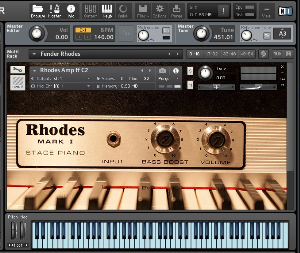 Rhodes Mark 1 Kontakt Free Download | Music | Soundbanks