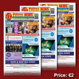Midleton News September 14 2016 | eBooks | Magazines