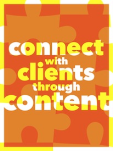 connect with clients through content special report