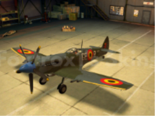 First Additional product image for - Spitfire Mk. XIV Belgium