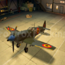 Spitfire Mk. XIV Belgium | Photos and Images | Digital Art