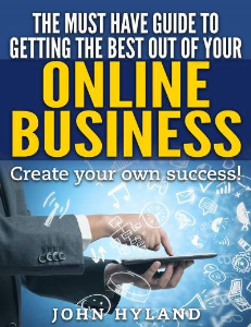 guide to online business