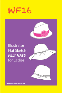 Women's Felt Hat | eBooks | Beauty