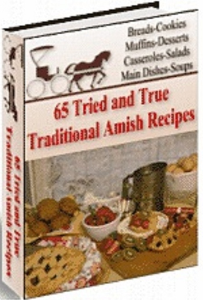 65 Tried & Trusted Amish Recipes | eBooks | Food and Cooking