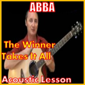 Learn to play The Winner Takes It All by ABBA | Movies and Videos | Educational