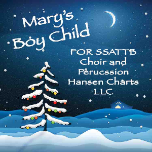 mary's boy choir for choir and percussion inspired by prestonwood