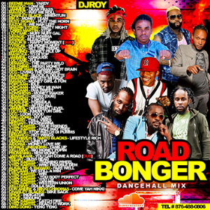 dj roy road bonger dancehall mix 2016