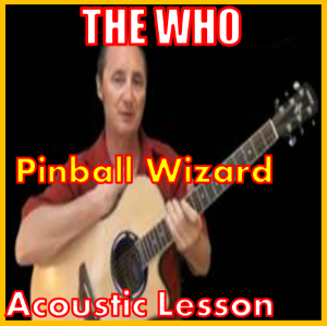 learn to play pinball wizard by the who