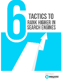 6 Tactics To Rank Higher In Search Engines | eBooks | Education