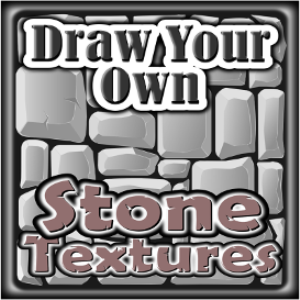 draw your own: stone textures