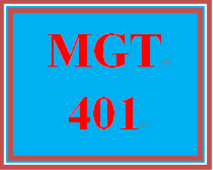 MGT 401 Week 2 Business Model Comparison | eBooks | Education