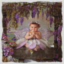 Vilecka (Little Fairy) | Crafting | Cross-Stitch | Other