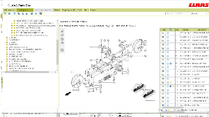 claas parts doc online - link on parts catalog