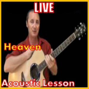 Learn to play Heaven by Live | Movies and Videos | Educational