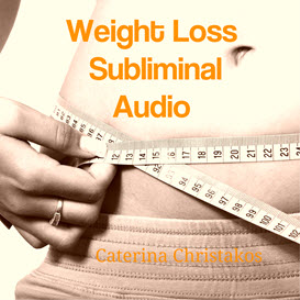 weight loss subliminal audio - 90 minutes