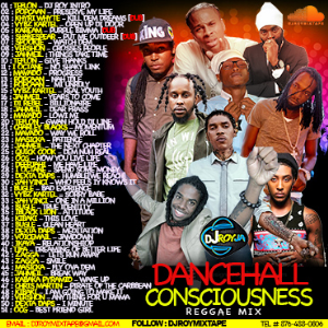 Dj Roy Dancehall Consciousness Mixtape | Music | Reggae
