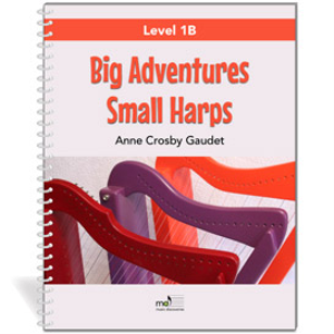 Big Adventures Small Harps, Level 1B (e-book + mp3s) - PRIVATE STUDIO | eBooks | Music
