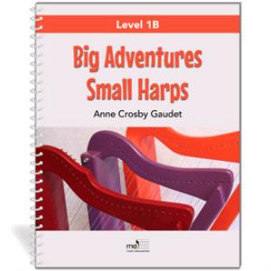 big adventures small harps, level 1b (e-book + mp3s) - private studio