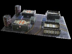 sci fi mat pack operations base