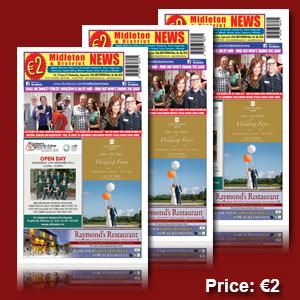 Midleton News September 28th 2016 | eBooks | Magazines