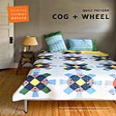 Cog & WHeel pattern PDF | Crafting | Sewing | Quilting