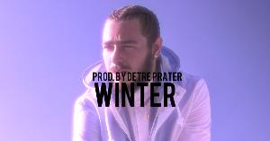 "Post Malone Type Beat ""Winter"" (Prod. by Detre Prater) | Music | Instrumental"