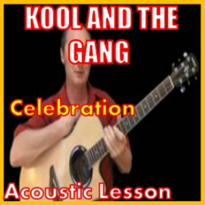 Learn to play Celebration by Kool And The Gang | Movies and Videos | Educational