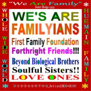we's are familyians