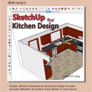 sketchup for kitchen design