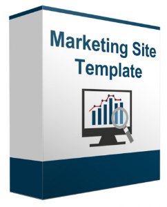 Marketing Minisite Template V82016 | Other Files | Patterns and Templates